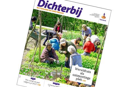 Hoofdredactie magazine Dichterbij