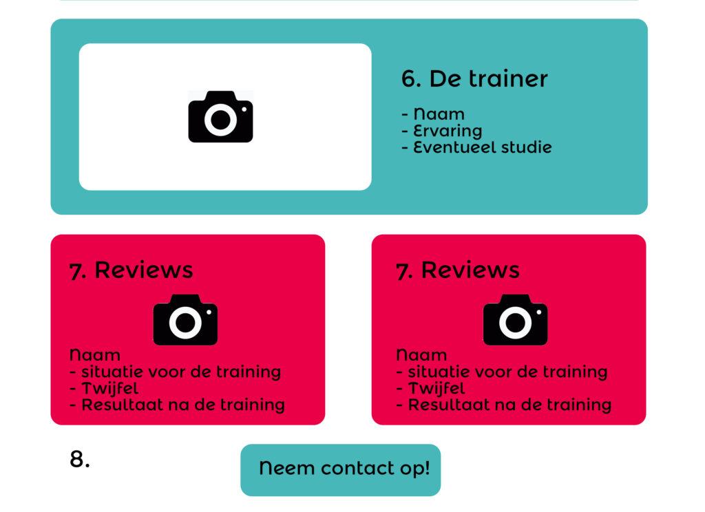 Meer inschrijvingen voor je training 3